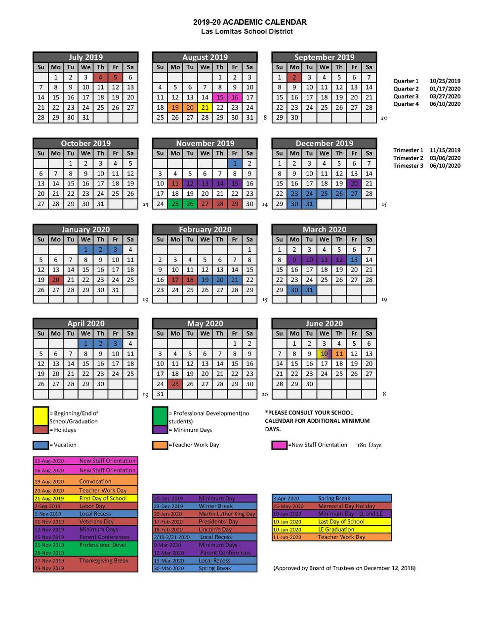 Uc Berkeley Academic Calendar 2020-21 Calendars